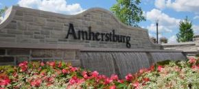 Amherstburg sign