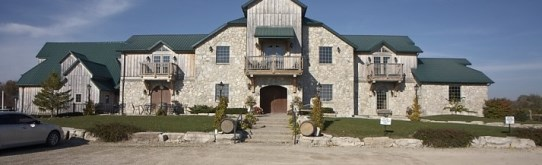 sprucewood shores winery main entrance